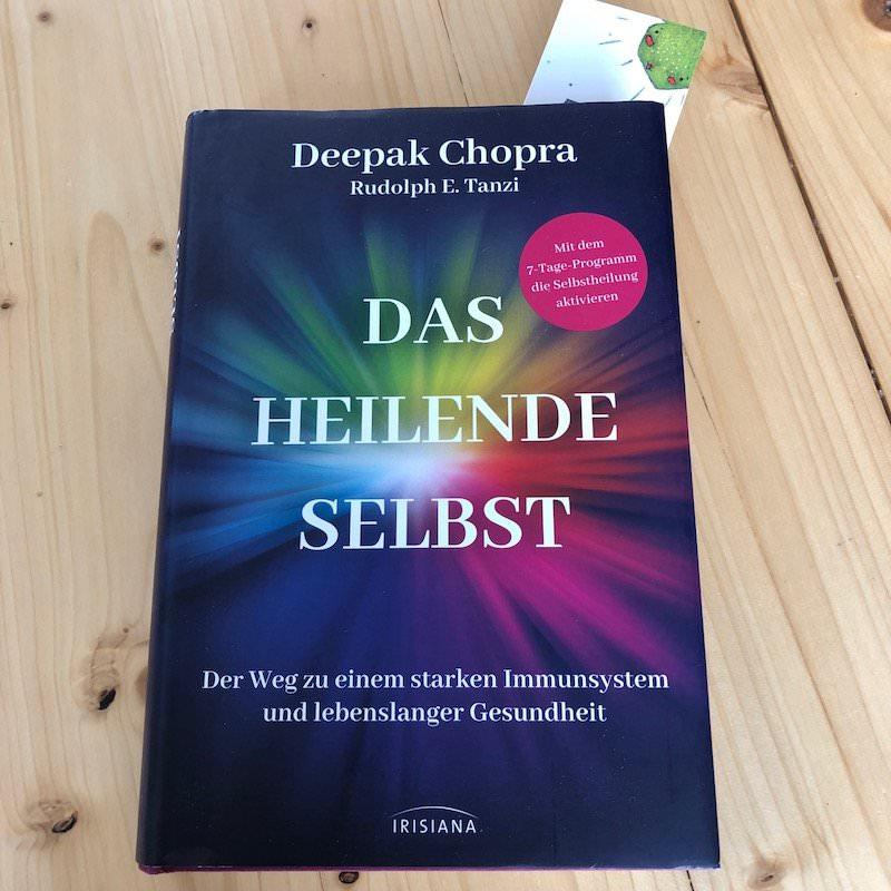 Das heilende Selbst Deepak Chopra Irisiana Verlag Sonja Fuchs Fuchsmunter