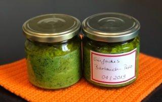 Ein schnelles Rezept: Einfaches Bärlauch-Pesto