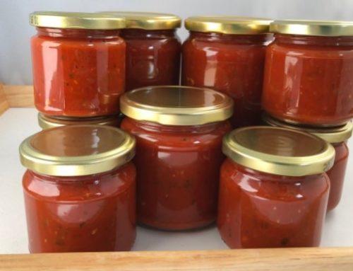 Homemade Tomatensoße