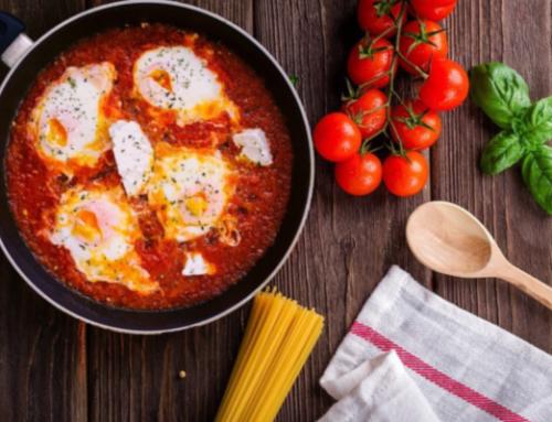 Shakshuka – Ein schnelles Gericht !