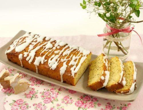 Low Carb Zitronenkuchen mit Knuspereffekt. (Echt lecker!)
