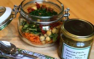 Eine schnelle Suppe mit frische Zutaten für unterwegs - Die schnelle Suppe Italy